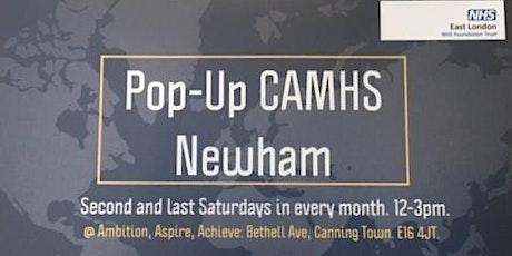 Online Pop-Up CAMHS Newham tickets