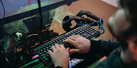 Fachvortrag Games Programming - Virtueller Tag der offenen Tür Tickets