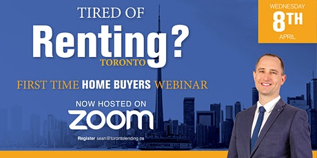 Online First Time Home Buyers WEBINAR tickets