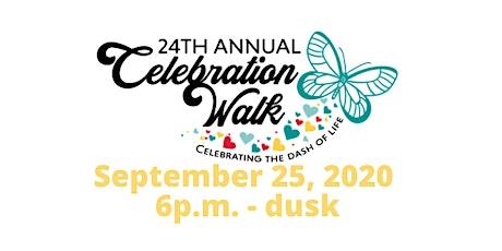 Midland Care Celebration Walk tickets