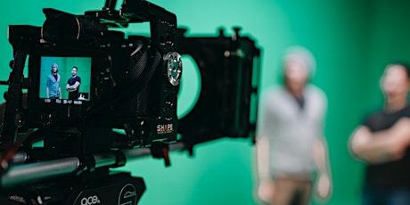 Fachvortrag Film und Visual FX - Virtueller Tag der offenen Tür Tickets