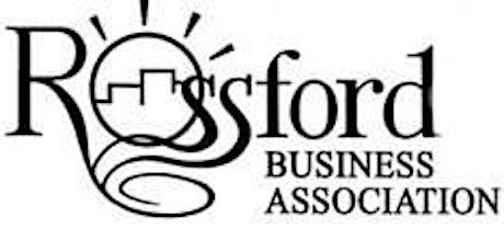 Rossford Business Association September Meeting  tickets