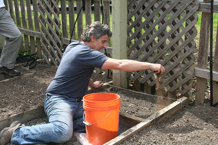 PIKE LANE GARDENS – Creating an Organic Vegetable Garden (Free Orientation) image