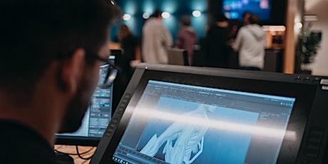 Fachvortrag Game Art und Visual FX - Virtueller Tag der offenen Tür tickets