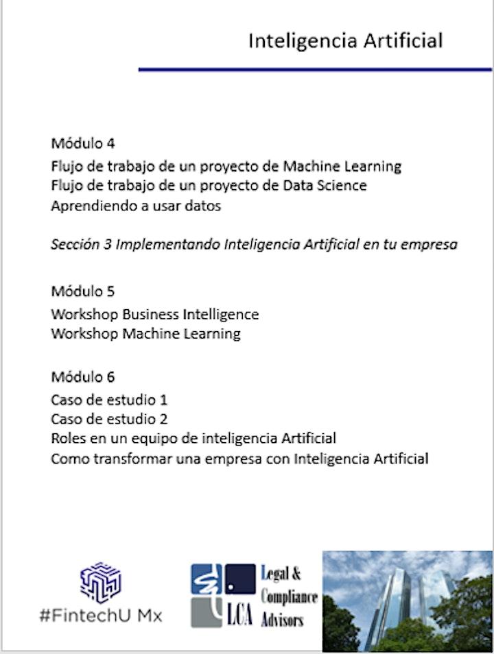 Imagen de Curso Online Inteligencia Artificial