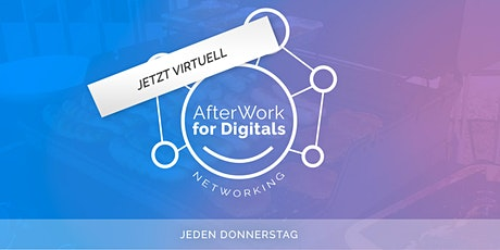 econda AfterWork for Digitals 2020 Tickets