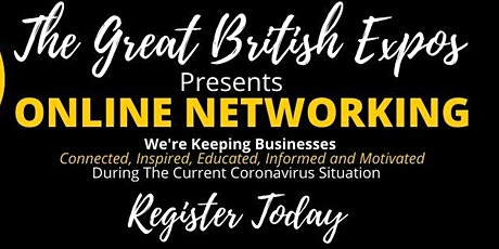 THE THAMES VALLEY EXPO – ONLINE BUSINESS NETWORKING tickets