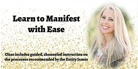 Insider Tips to Manifesting with East - an online channeled even tickets