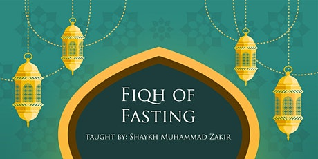 Fiqh of Fasting tickets