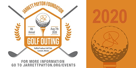 9th Annual Jarrett Payton Foundation Golf Outing tickets