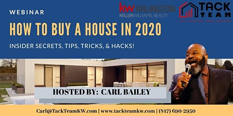 Dallas TX: How to Buy a House in 2020 (Webinar) tickets