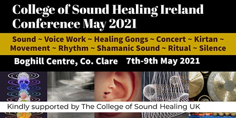 College of Sound Healing Ireland Conference tickets