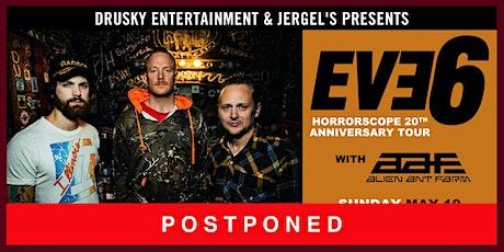 POSTPONED - Eve 6: Horrorscope 20th Anniversary Tour tickets