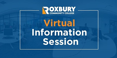 RCC Virtual Information Session tickets
