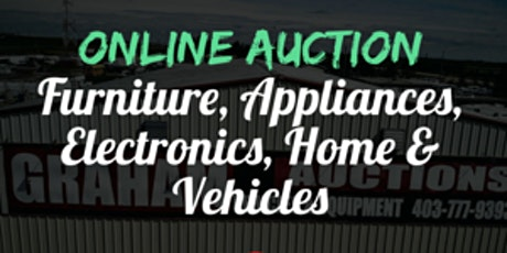 Graham Auctions - Exclusive Online Auction tickets