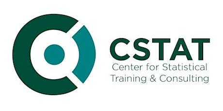 CSTAT Summer 2020 Workshops tickets