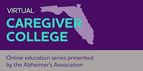 Caregiver College LIVE: Estrategias de Comunicación Efectiva entradas