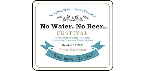 2020 No Water No Beer Festival tickets
