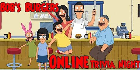 Bob's Burgers Online Trivia Night - New York tickets