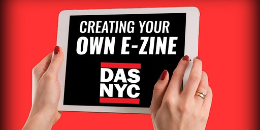 New Online Class: Create Your Own E-Zine or Blog