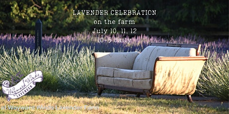 Lavender Celebration at Wayward Winds tickets