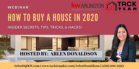 Frisco TX: How to Buy a House in 2020 (Webinar) tickets