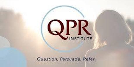QPR Suicide Prevention tickets