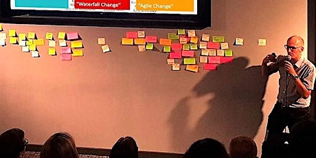 Roy Marriott: Generating Change without Generating Resistance tickets