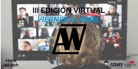 III Edición Afterwork Virtual entradas
