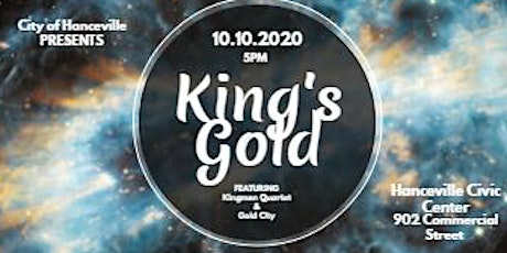 King's Gold with the Kingsmen Quartet and Gold City tickets