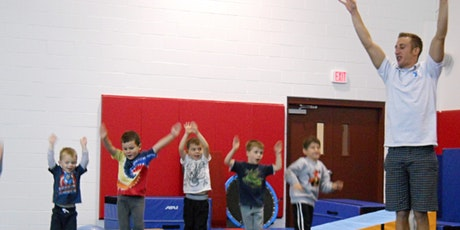 Gymnastics Skills and Drill with Andy - Old Colony YMCA tickets