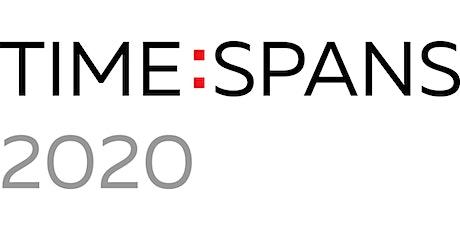 TIME:SPANS 2020 // Bozzini Quartet, Juliet Fraser, Seth Josel tickets