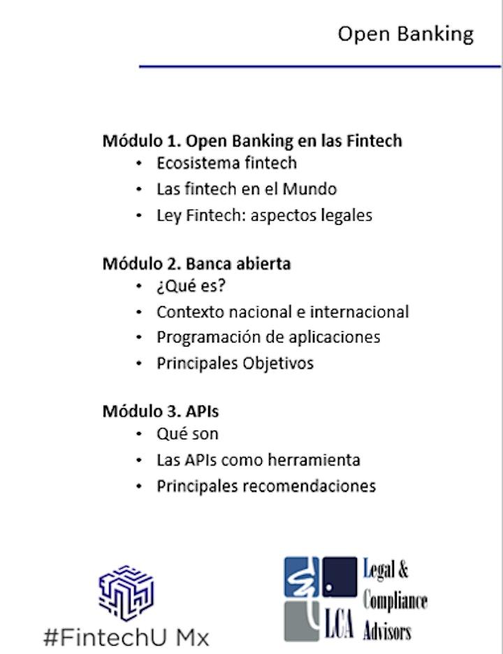 Imagen de Curso Online Open Banking