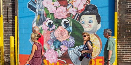 Art in the Market Walking Tour tickets