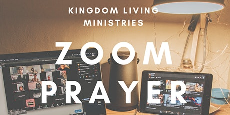 Zoom Prayer - Healing, Prophecy, Encouragement tickets