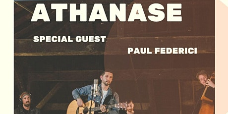 Athanase + Paul Federici tickets