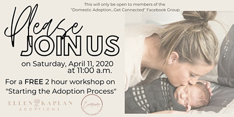 Starting the Adoption Process tickets