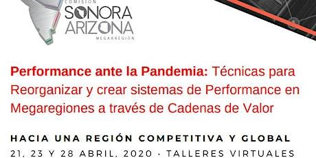 Performance Social Frente a la Pandemia - Zoom- 21 de Abril de 9 a.m. a 11 a.m. Pacific Time tickets