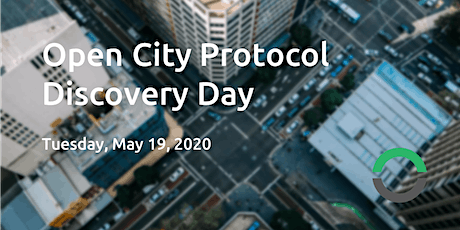 Open City Network: Open City Protocol Discovery Day tickets
