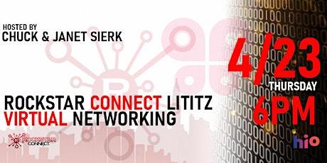 Free Lititz Rockstar Connect Networking Event (April, near Lancaster) tickets