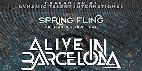 Alive In Barcelona / Softspoken tickets
