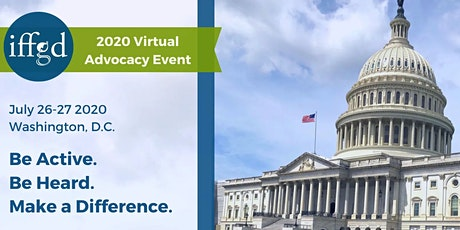 IFFGD's 2020 Virtual Advocacy Event tickets