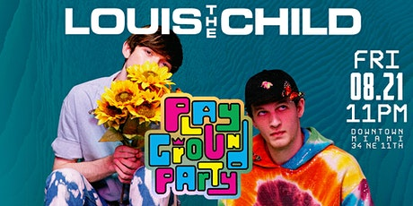 Louis The Child - Playground Party Miami tickets
