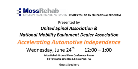 Accelerating Automotive Independence tickets