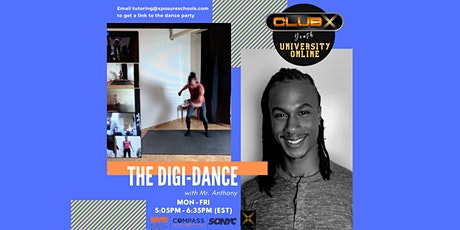 The DIGI Dance Party tickets