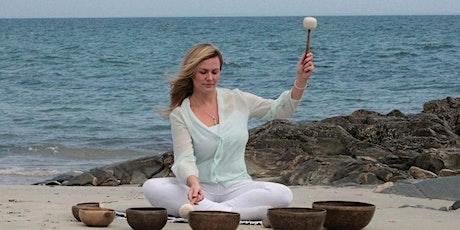 Virtual Meditation + Sound Bath w/ Tara Atwood: Coolidge Yoga, Boston, MA tickets