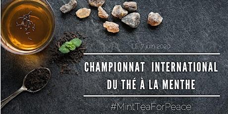Championnat International du Thé à la Menthe billets