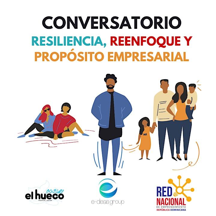 Imagen de Conversatorio Resiliencia, Reenfoque y Propósito Empresarial