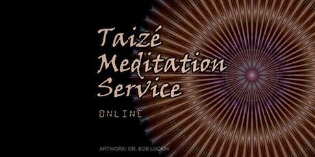 Taizé Meditation Service tickets