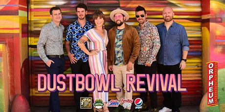*** NEW DATE! *** Dustbowl Revival tickets